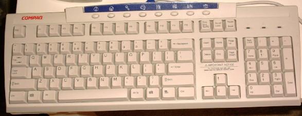 Keyboard scancodes: Special keyboards - MF II keyboards